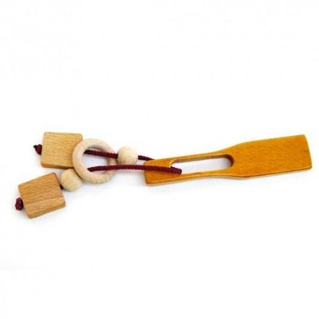 Anilla de madera