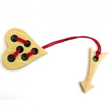 Corazón y flecha